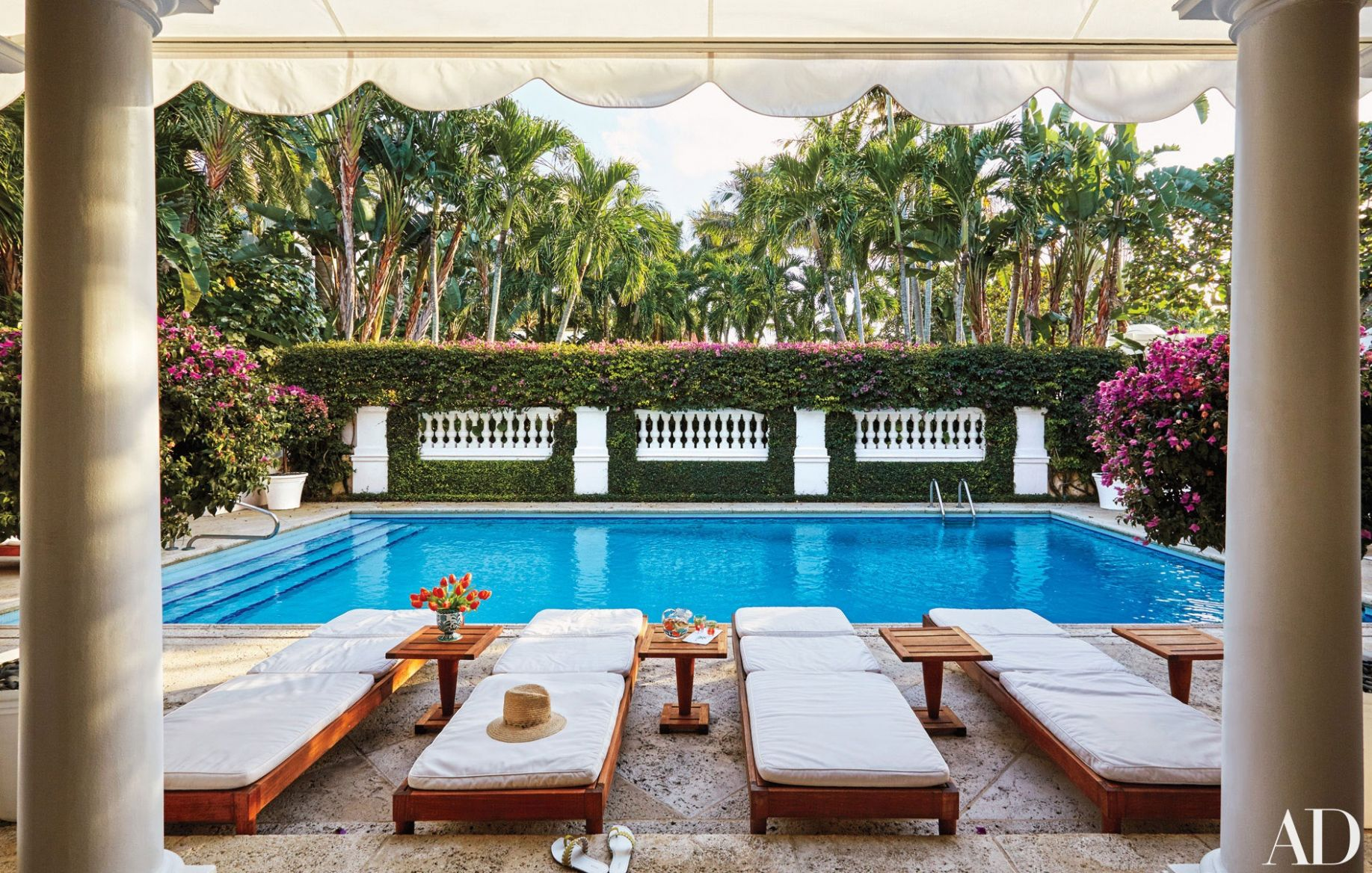 Inside Aerin Lauder's House in Palm Beach | Architectural Digest