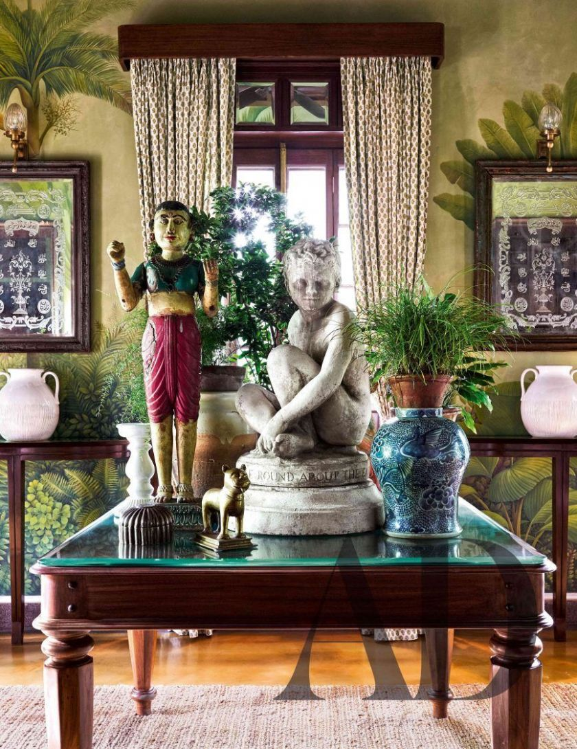 Inside Sabyasachi Kolkata Home | Indian home design, Indian home ...