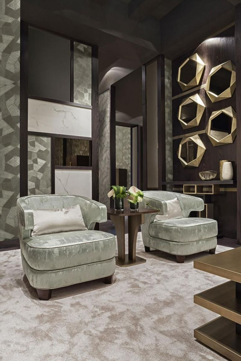 Jade Lagoon living room in 12 | Luxury interior, Luxury interior ...