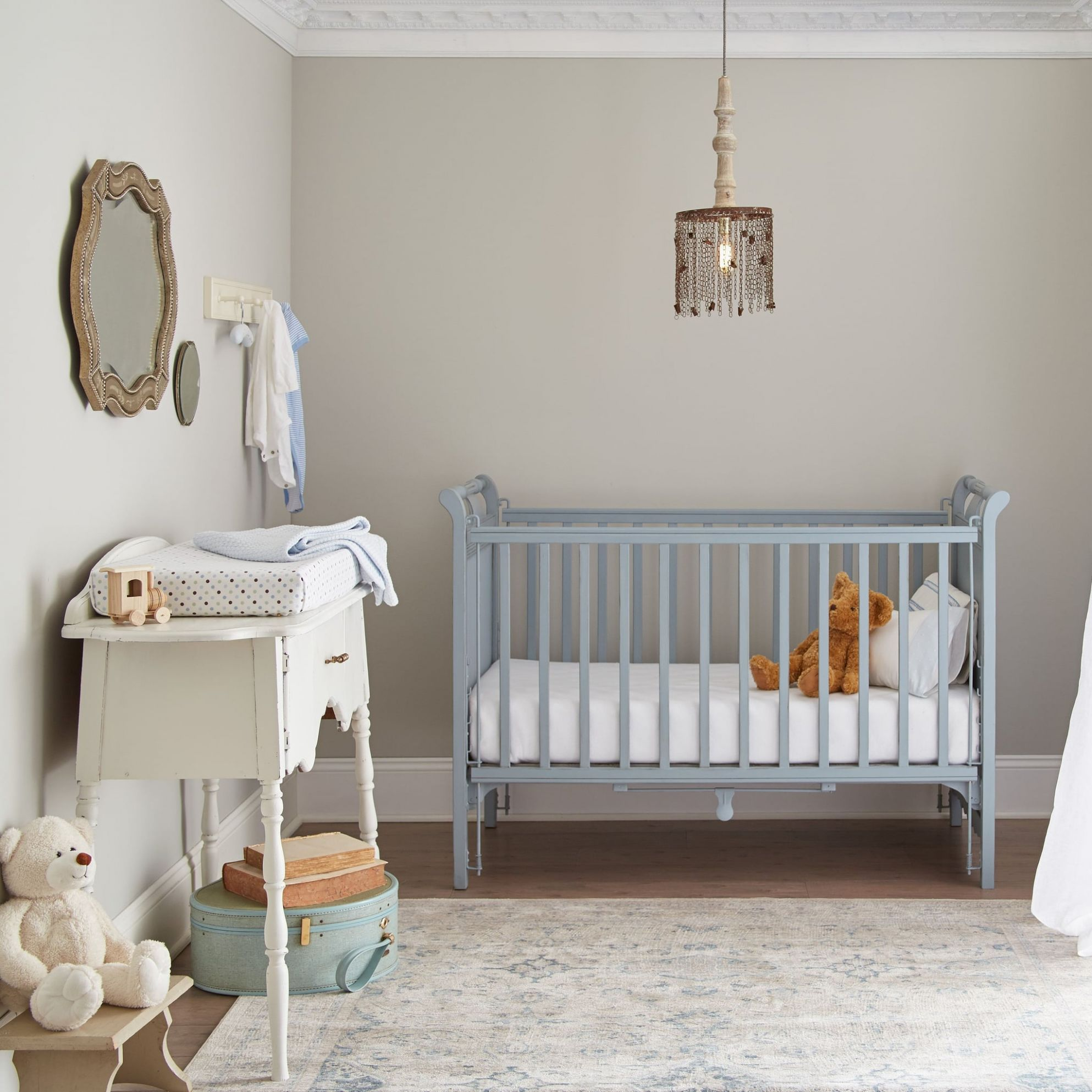 Joanna Gaines Nursery Paint Color | POPSUGAR Home - baby room paint colors