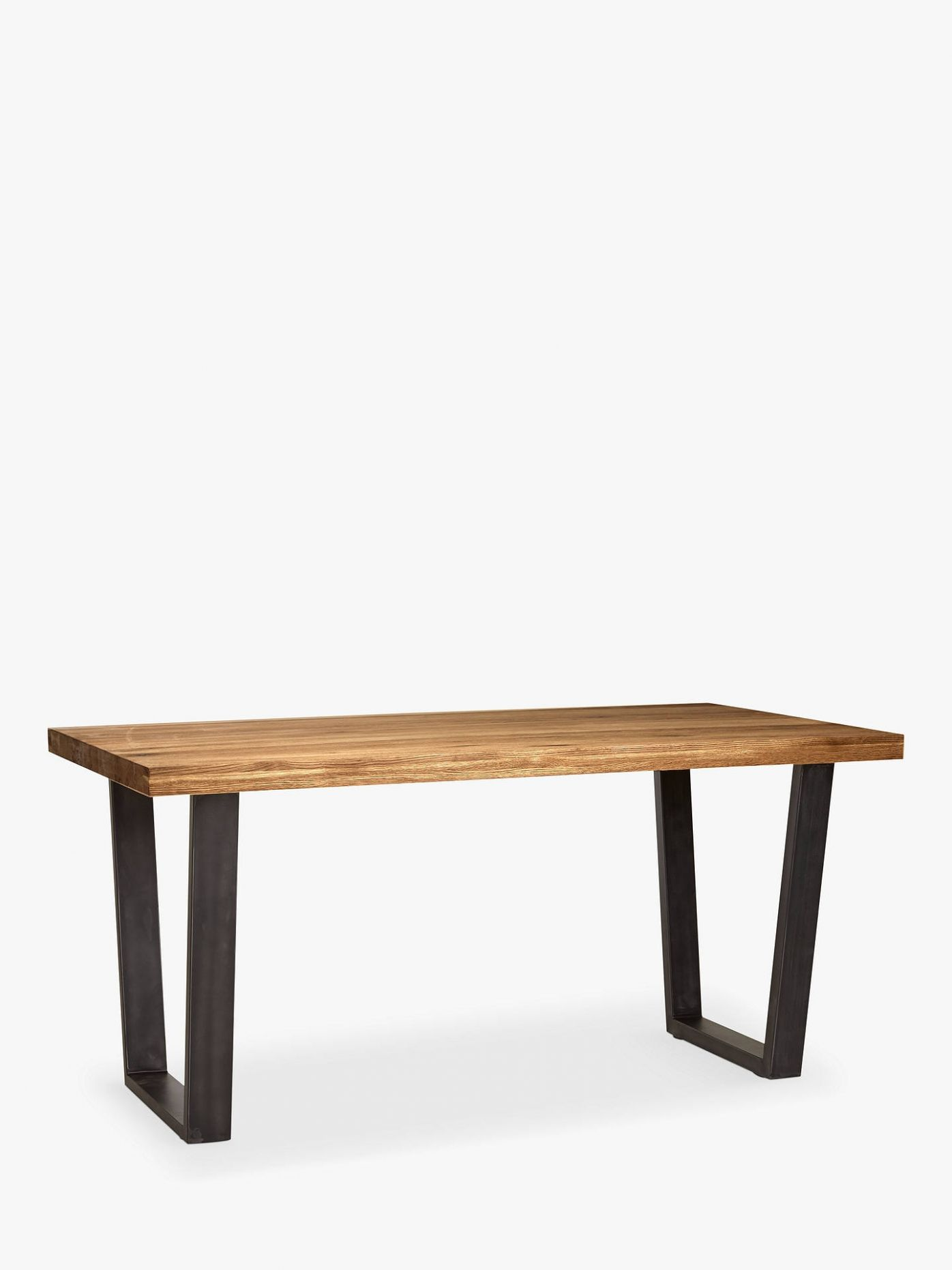 John Lewis & Partners Calia 12 Seater Dining Table, Oak