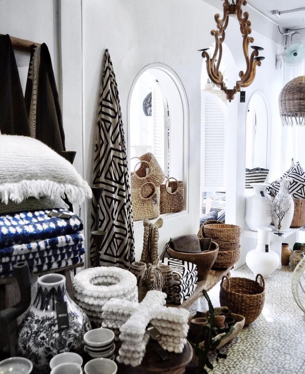 Kim Soo Home - a world famous textile and decor shop located in ...
