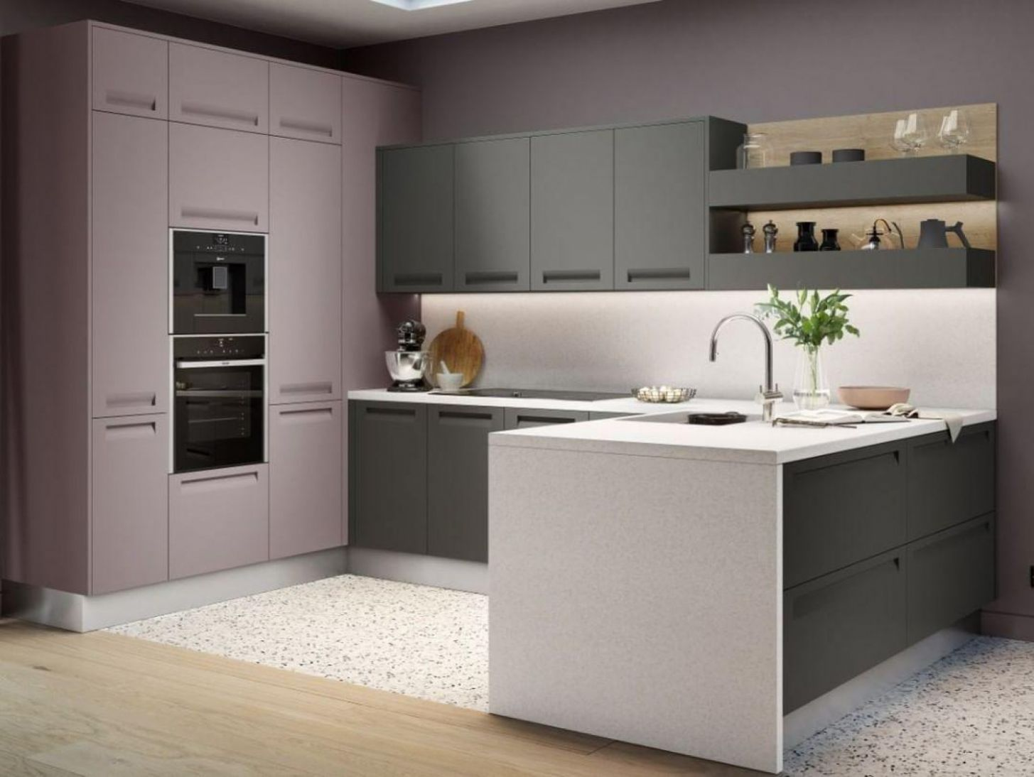 Kitchen colour scheme ideas | Omega PLC