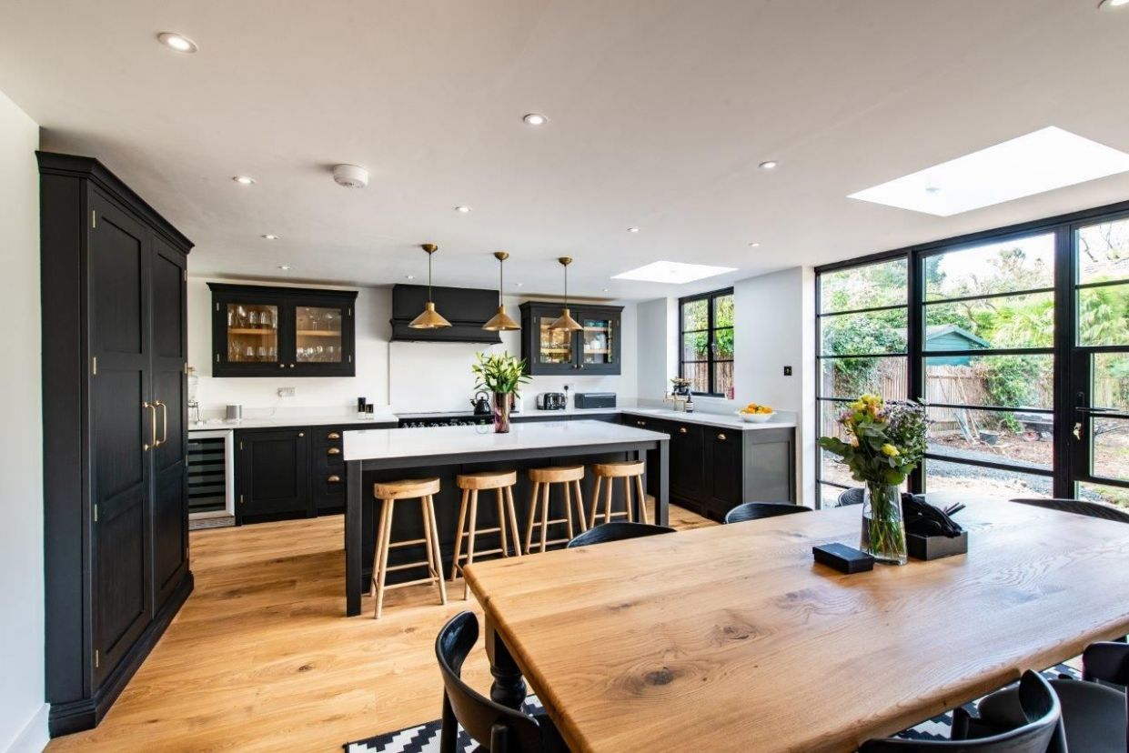 Kitchen Extension in South East - Ideas and Inspiration - Bespoke ...