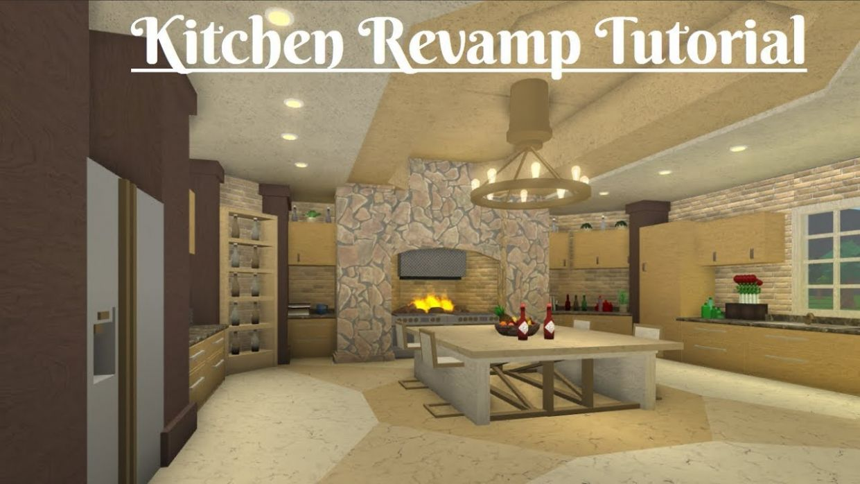 kitchen ideas: Kitchen Ideas In Bloxburg