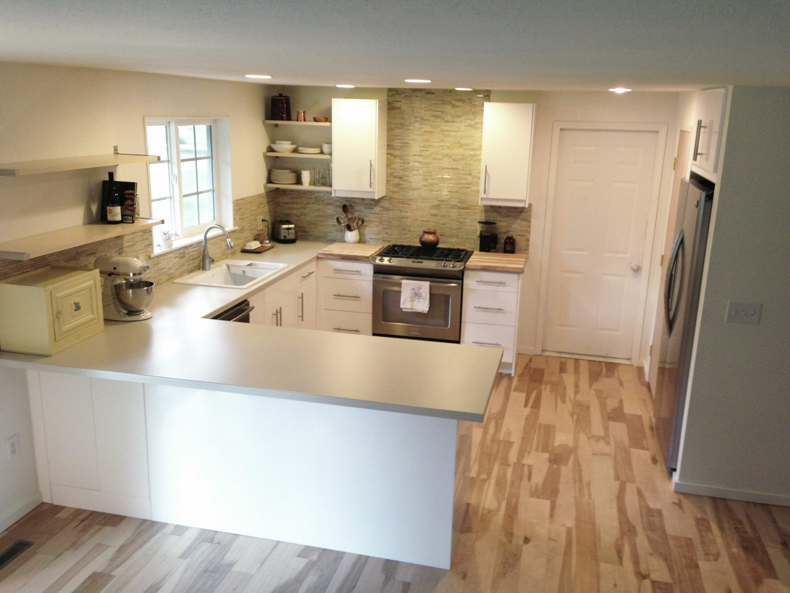 Kitchen Remodel Ideas Ranch House Beautiful Home Remodeling Style ..