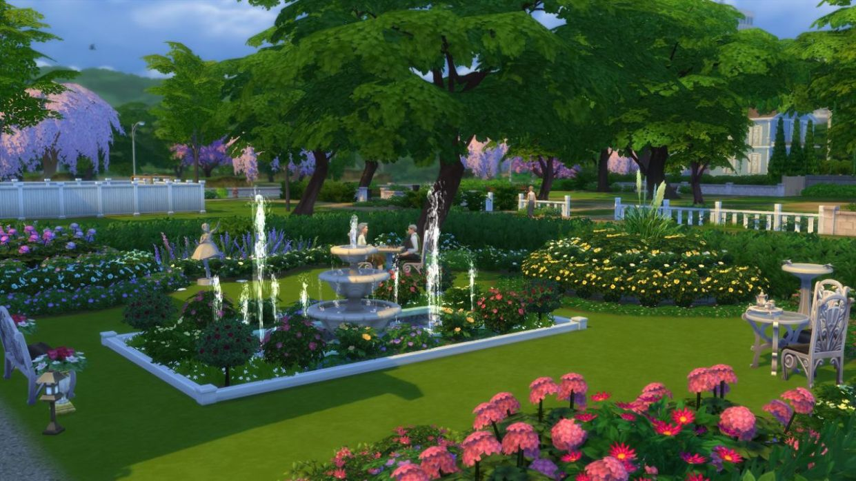 Landscaping Ideas — The Sims Forums
