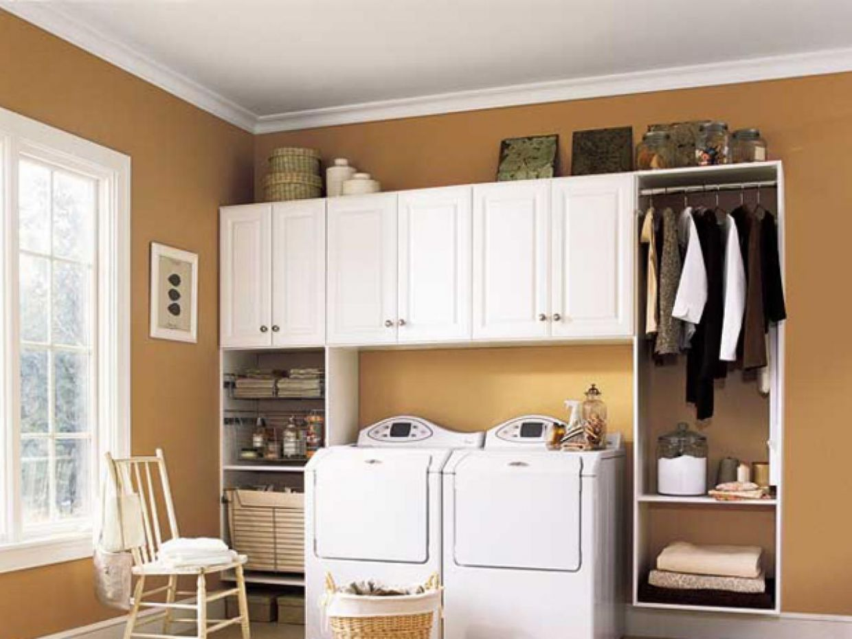 Laundry Room Space — Best Room Design : How to Get the Most ..