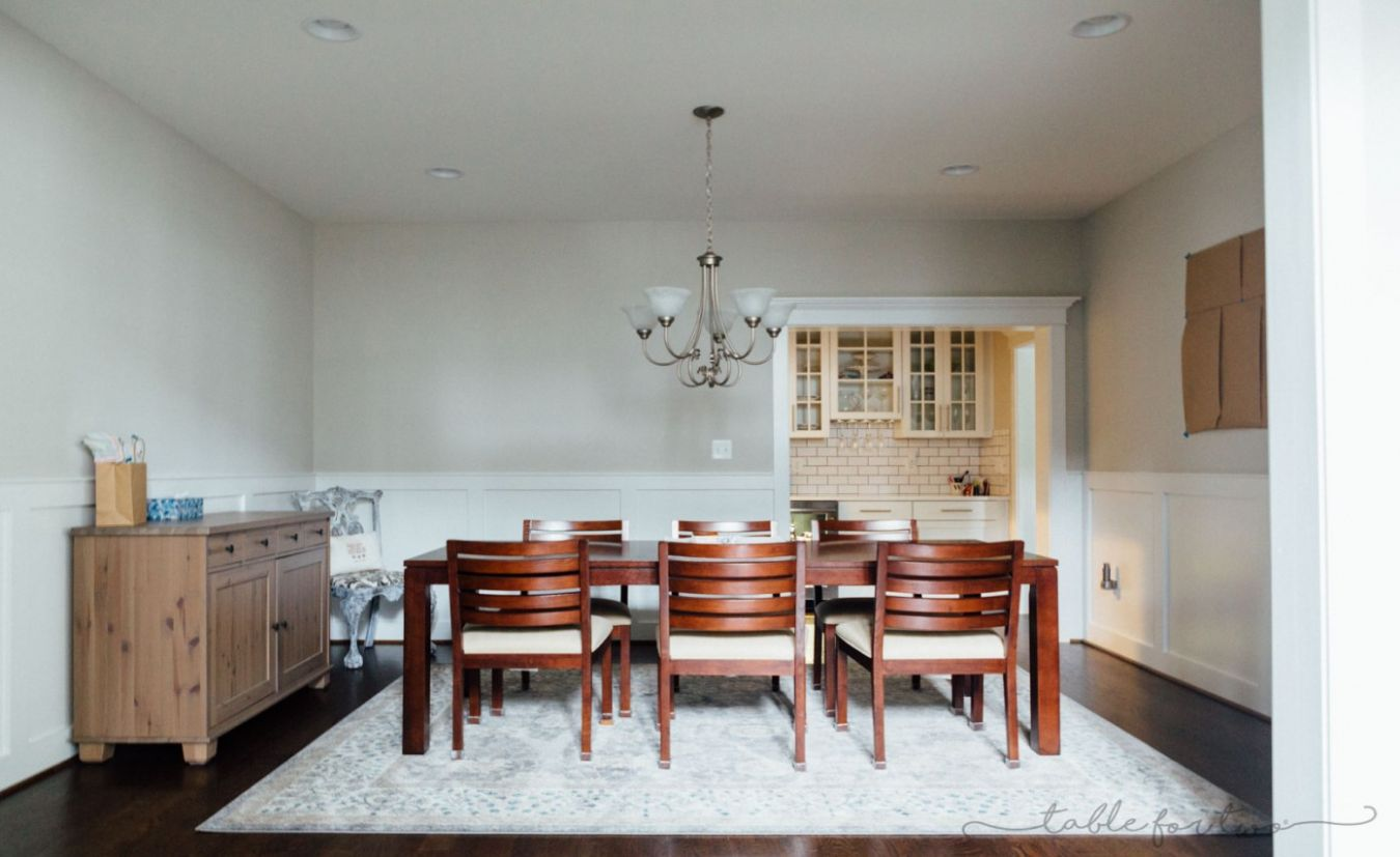 Living And Dining Room Tour Living Room & Dining Room : Home ..