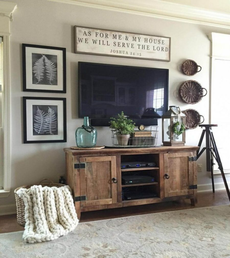 Living Room Wall Decor Ideas Absolutely Ideas Country Wall Decor ..