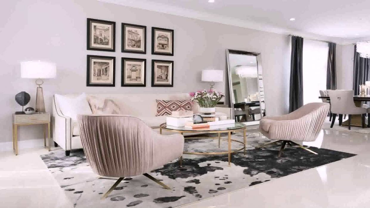 Living Room With Just Chairs (see description) - YouTube - living room ideas with just chairs