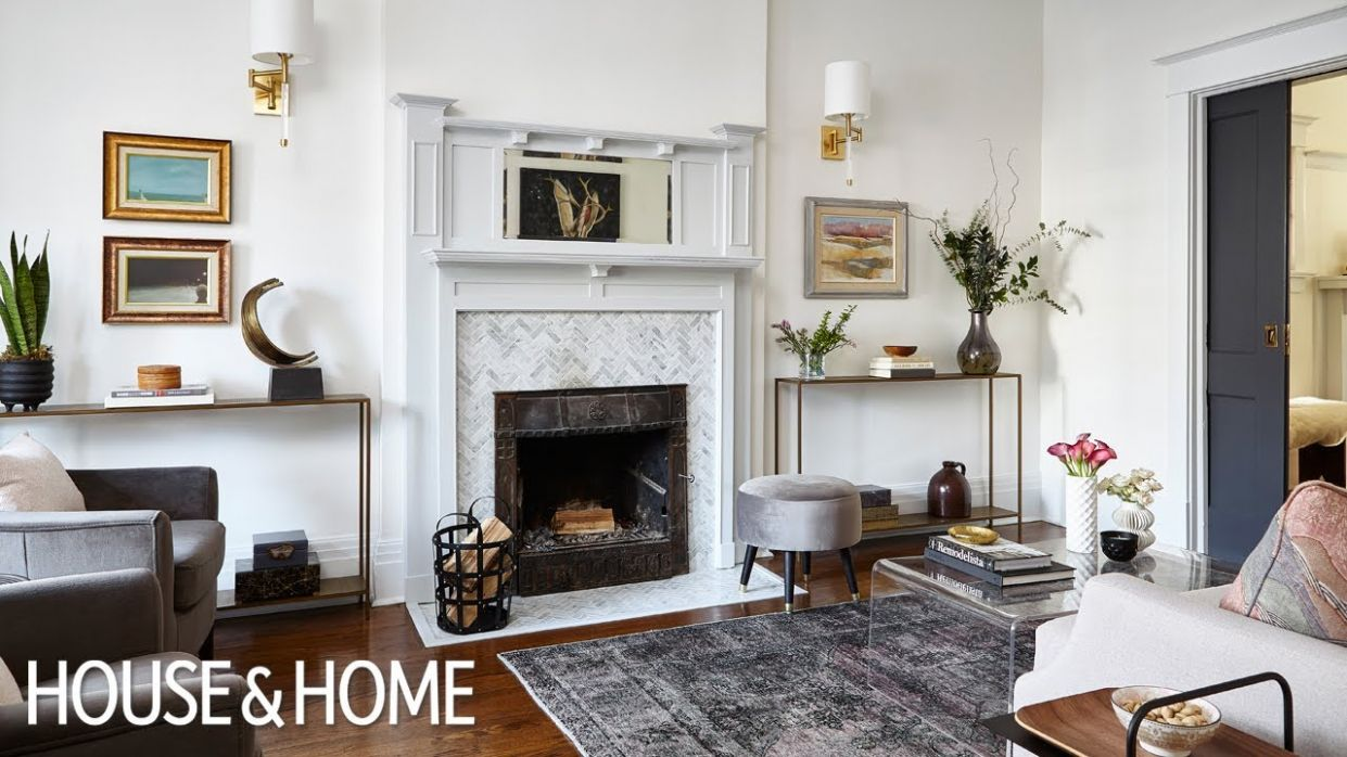 Makeover: An Old Edwardian Home Gets A Refresh - edwardian house inspiration