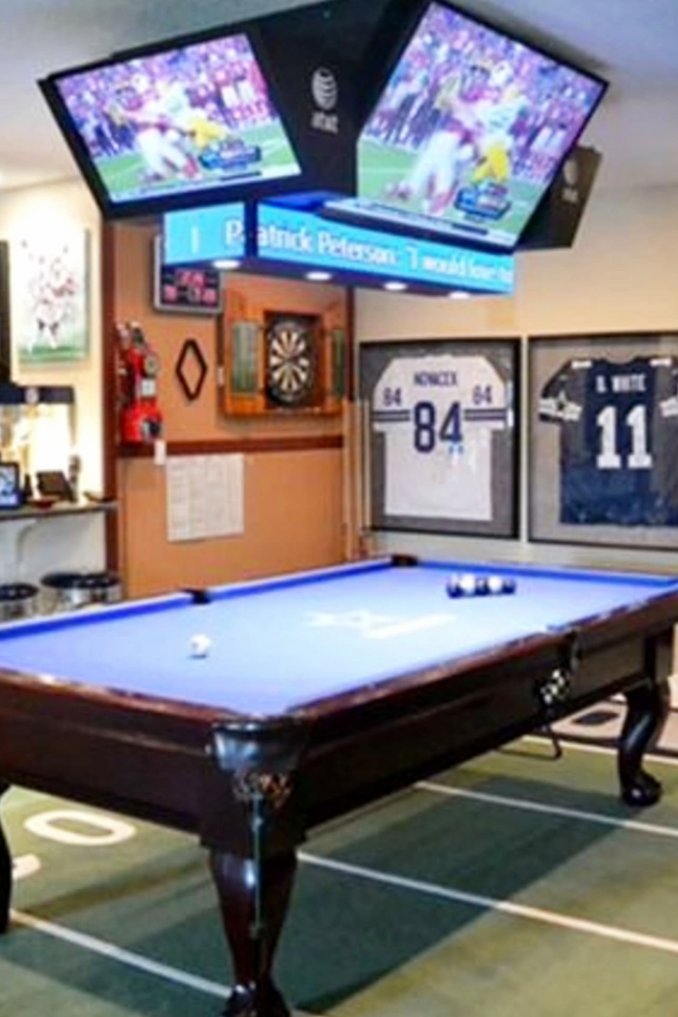 Man Cave Ideas - Garage Man Cave Ideas on a Budget | Man cave ..
