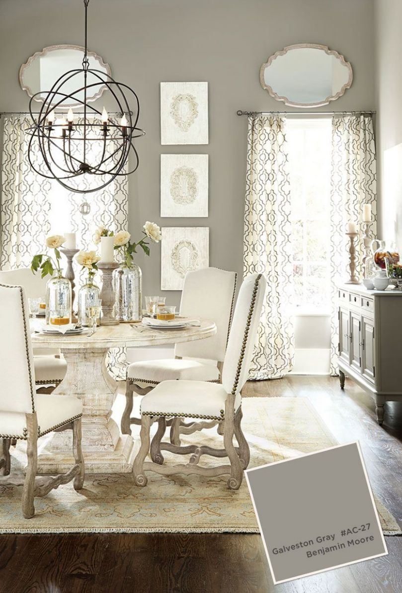 March - April 11 Paint Colors | Home, Interior, Dining room ..