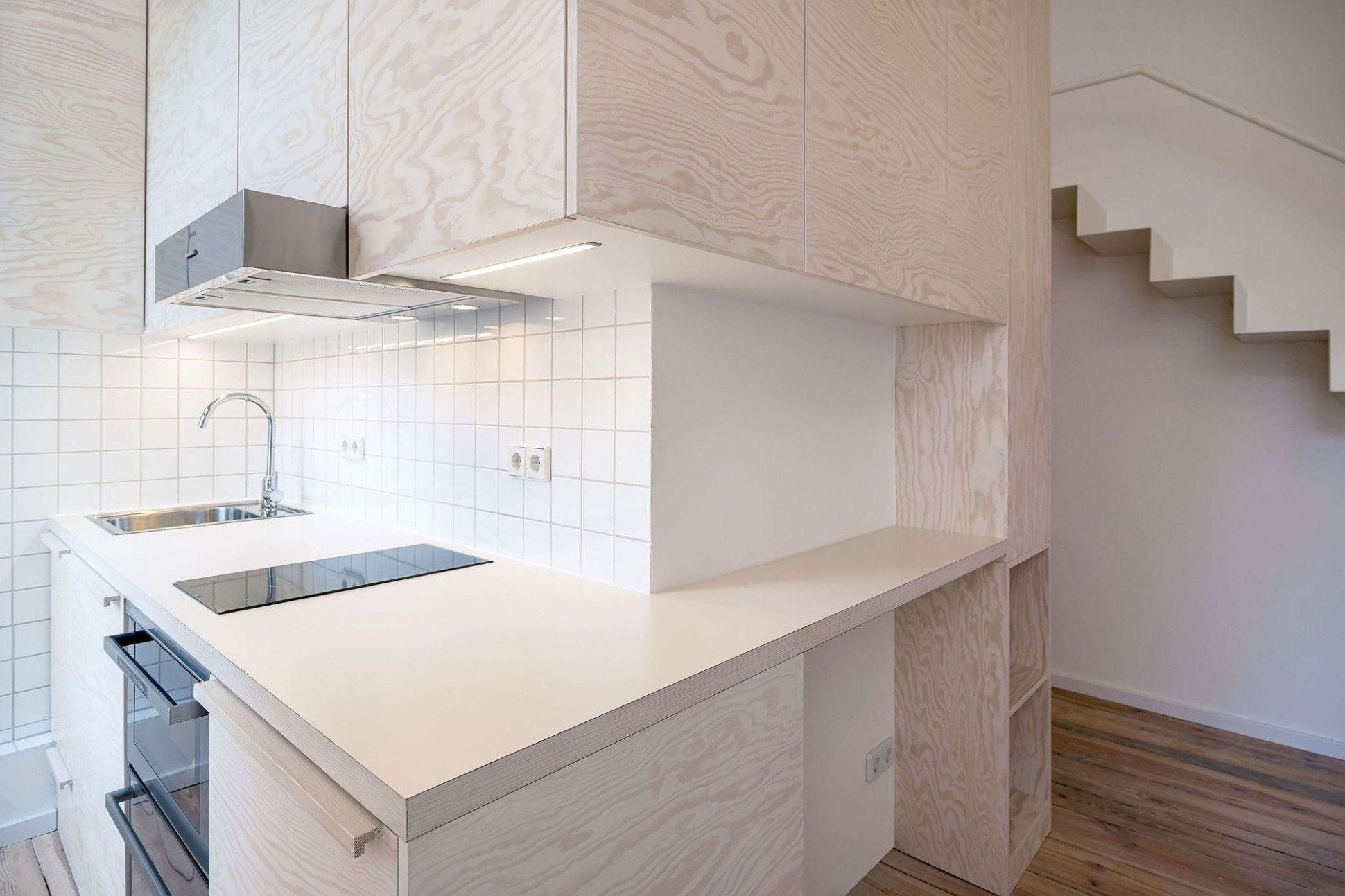 Micro-Apartment in Berlin by spamroom & John Paul Coss Location ...