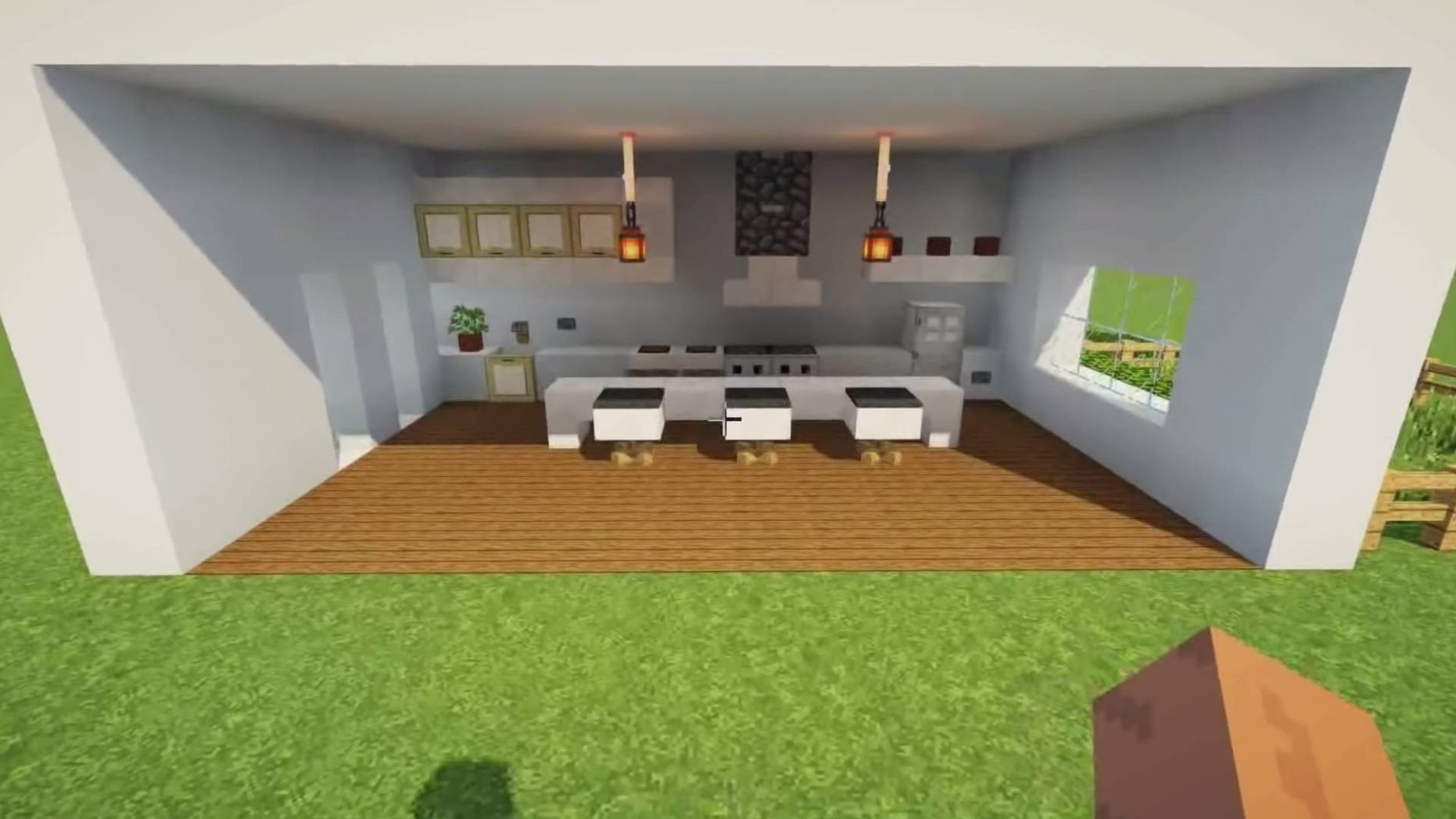 Minecraft kitchen ideas: delicious recipes to give your next build ...