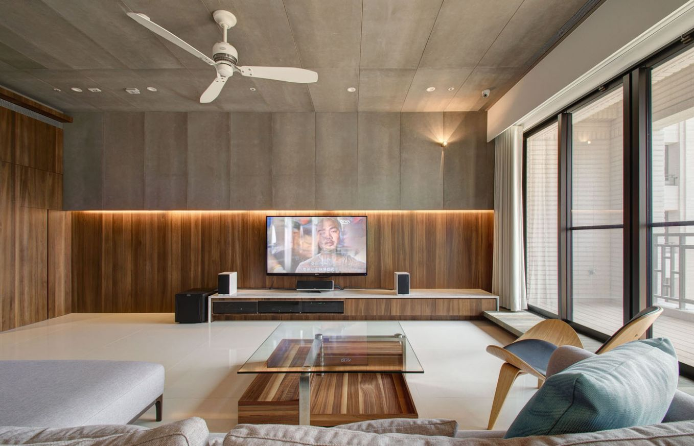 Modern Apartment Designs by Phase8 Design Studio - apartment design usa