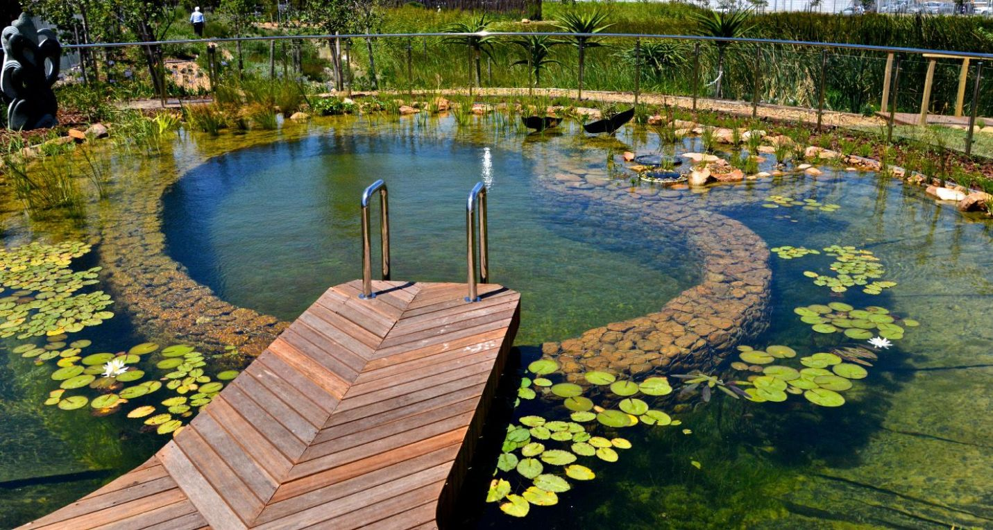 Natural swimming pool - Hotel Verde, Cape Town #Hotel #Welltality ..