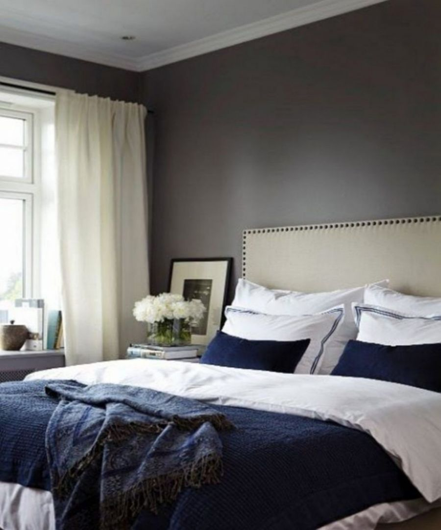 Navy And White Bedroom Ideas – Decoor : Home Design Ideas 12 ~ UpsummiT