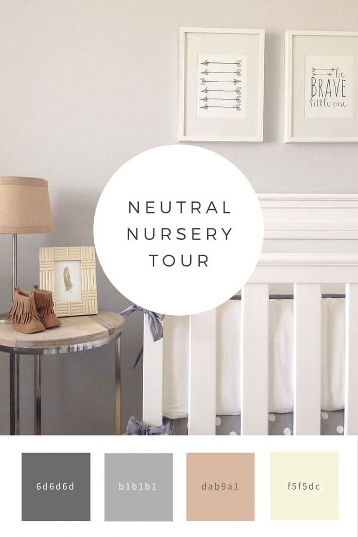 Neutral Nursery Tour | Nursery neutral, Baby room neutral, Beige ..