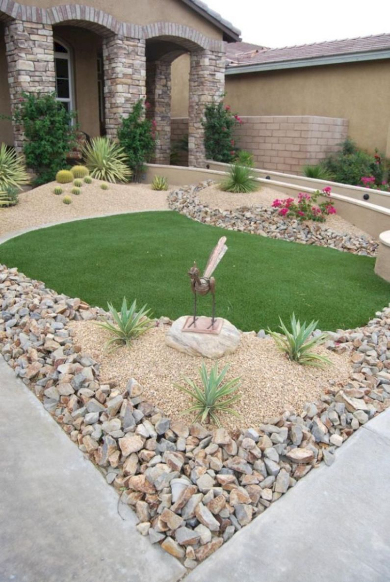 nice 10 Incredible Low-water Landscaping Ideas for Your Garden #F ...