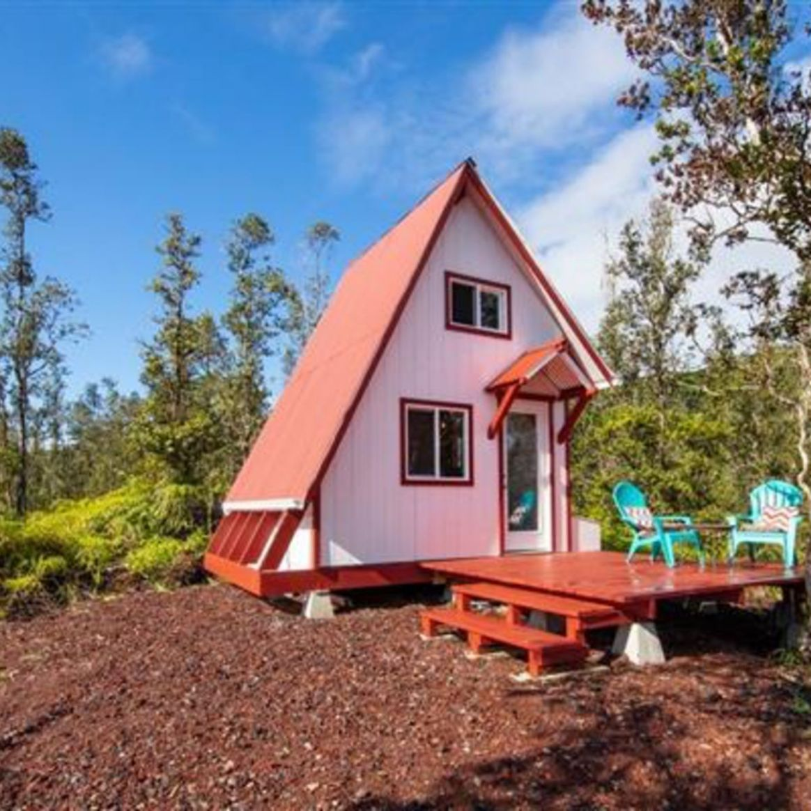 Off grid Hawaii Home! - Tiny House for Sale in Pahoa, Hawaii - Tiny House  Listings