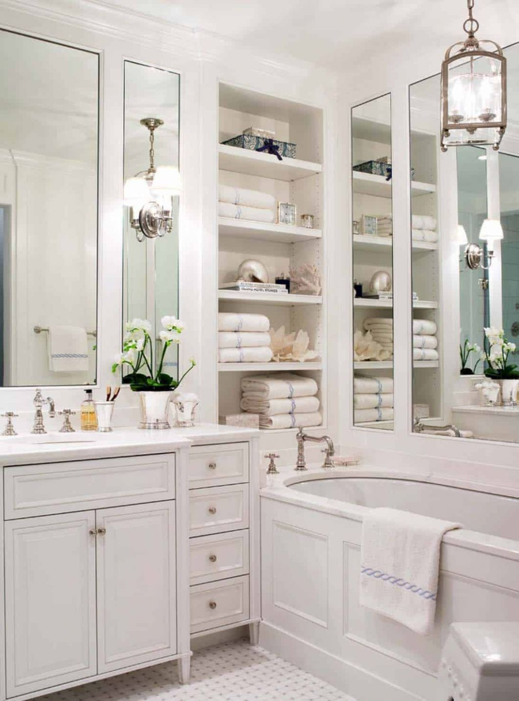 One Kindesign - bathroom ideas pictures