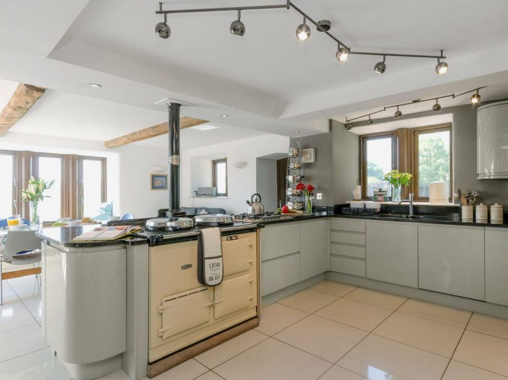 One Of Our Open Plan Kitchen Living Dining Spaces On A Project And ..