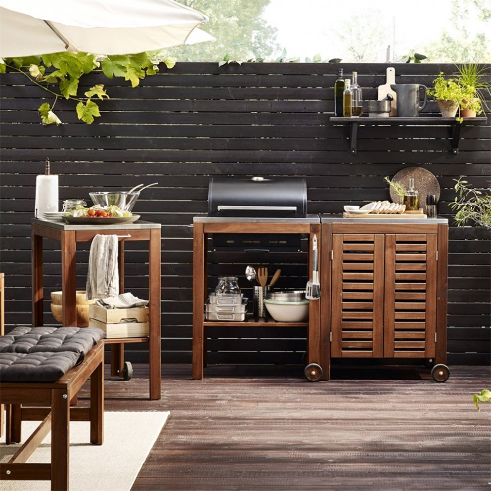 Outdoor kitchens – ideas, designs and tips for the perfect al ...