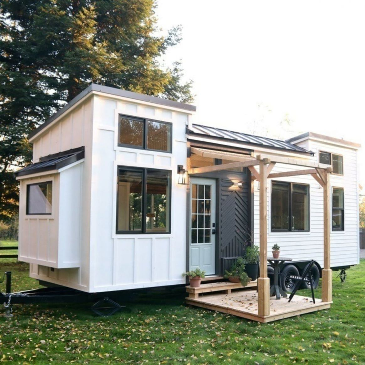 Pacific Harmony - Tiny House for Sale in Battle Ground, Washington - Tiny  House Listings - tiny house listings