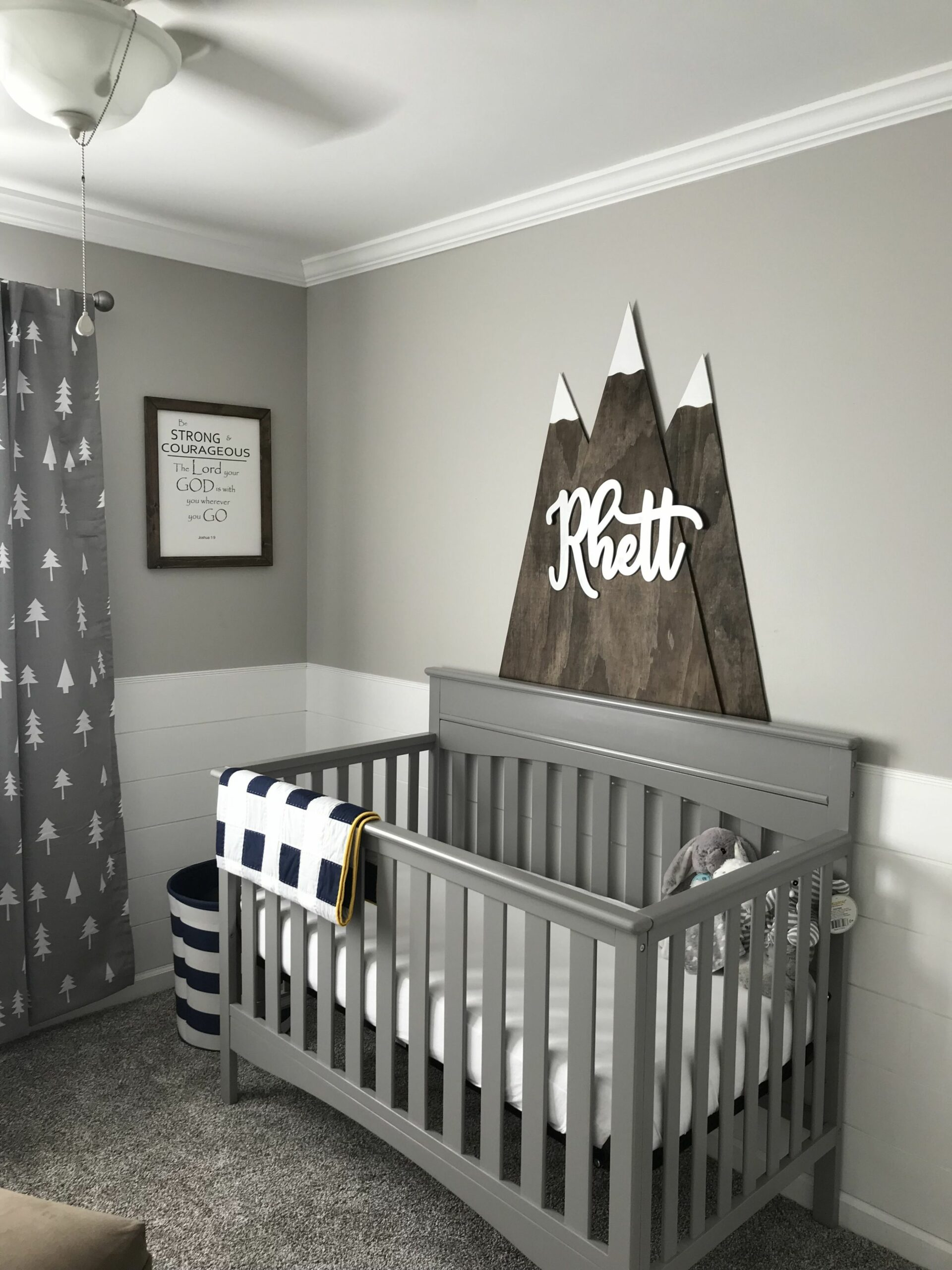 paint designs for baby boy room - Fanase - baby room themes