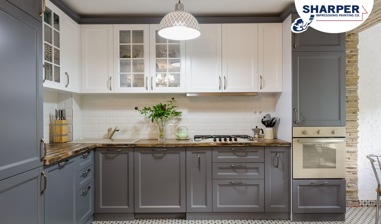 Painting Kitchen Cabinets: Popular Kitchen Cabinet Color Ideas