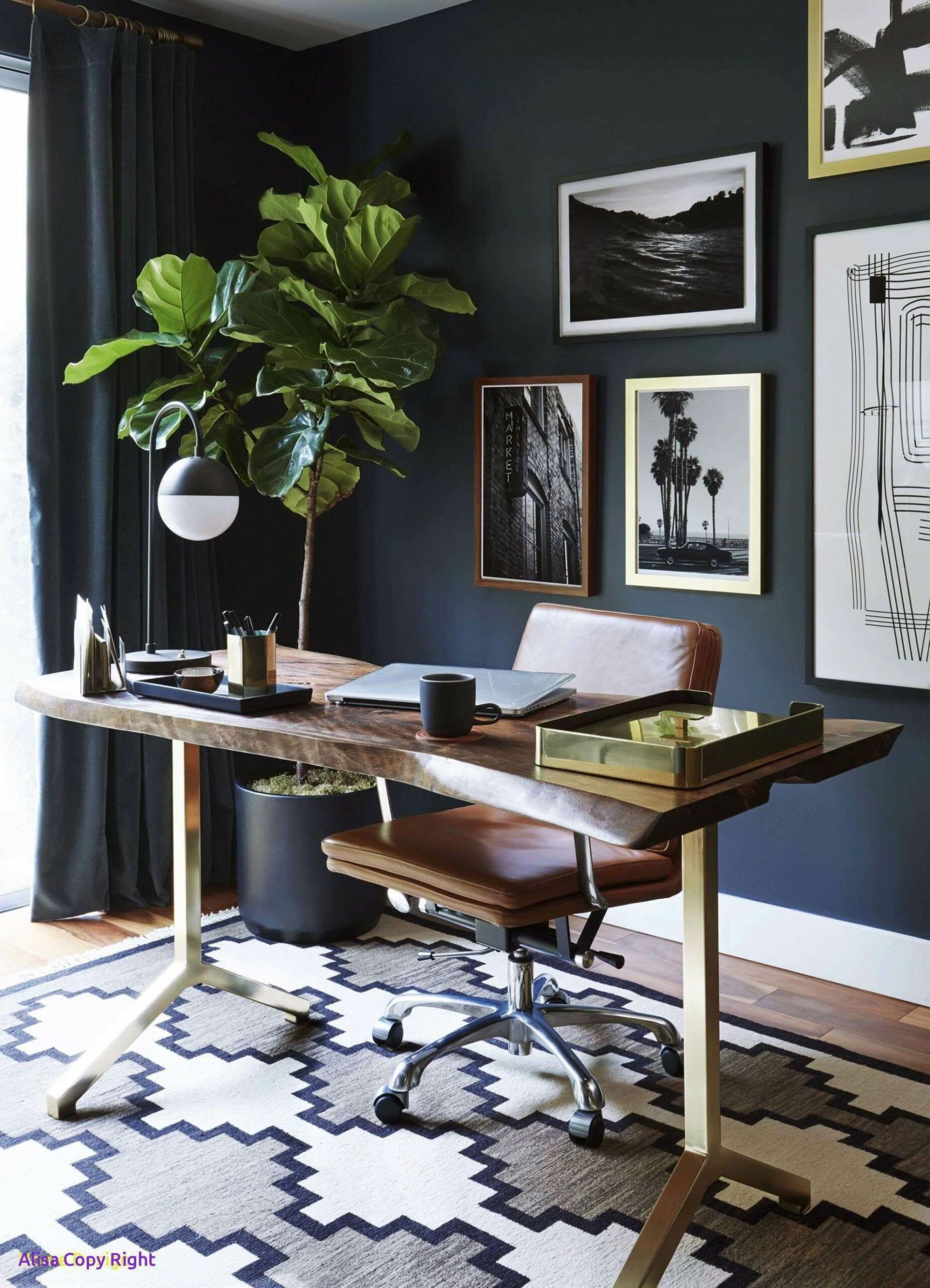 Pin by Marien Katigbak on Design Inspiration | Home office decor ...