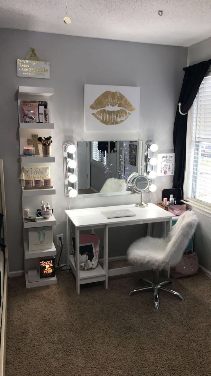 Pin on Makeup Organization/ Storage/ Vanities