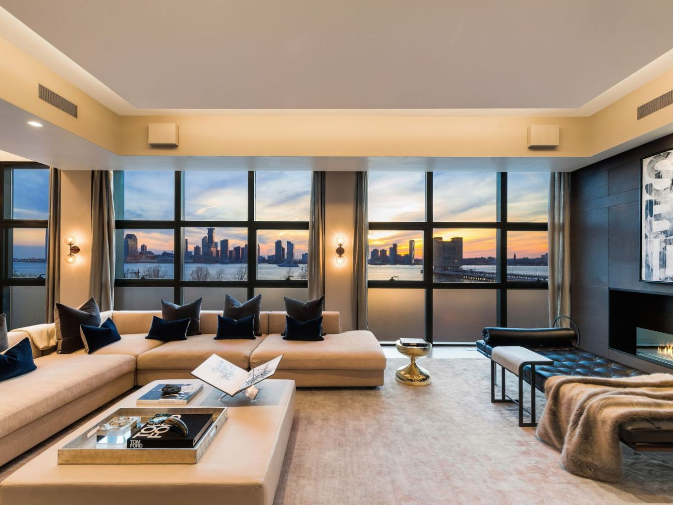Pin on New York apartment design interiors