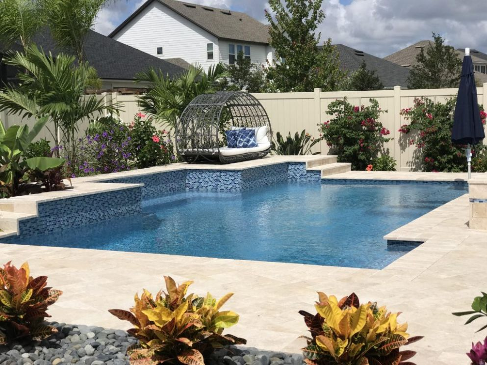 Popular Designs Brought to Life by Your Custom Pool Company