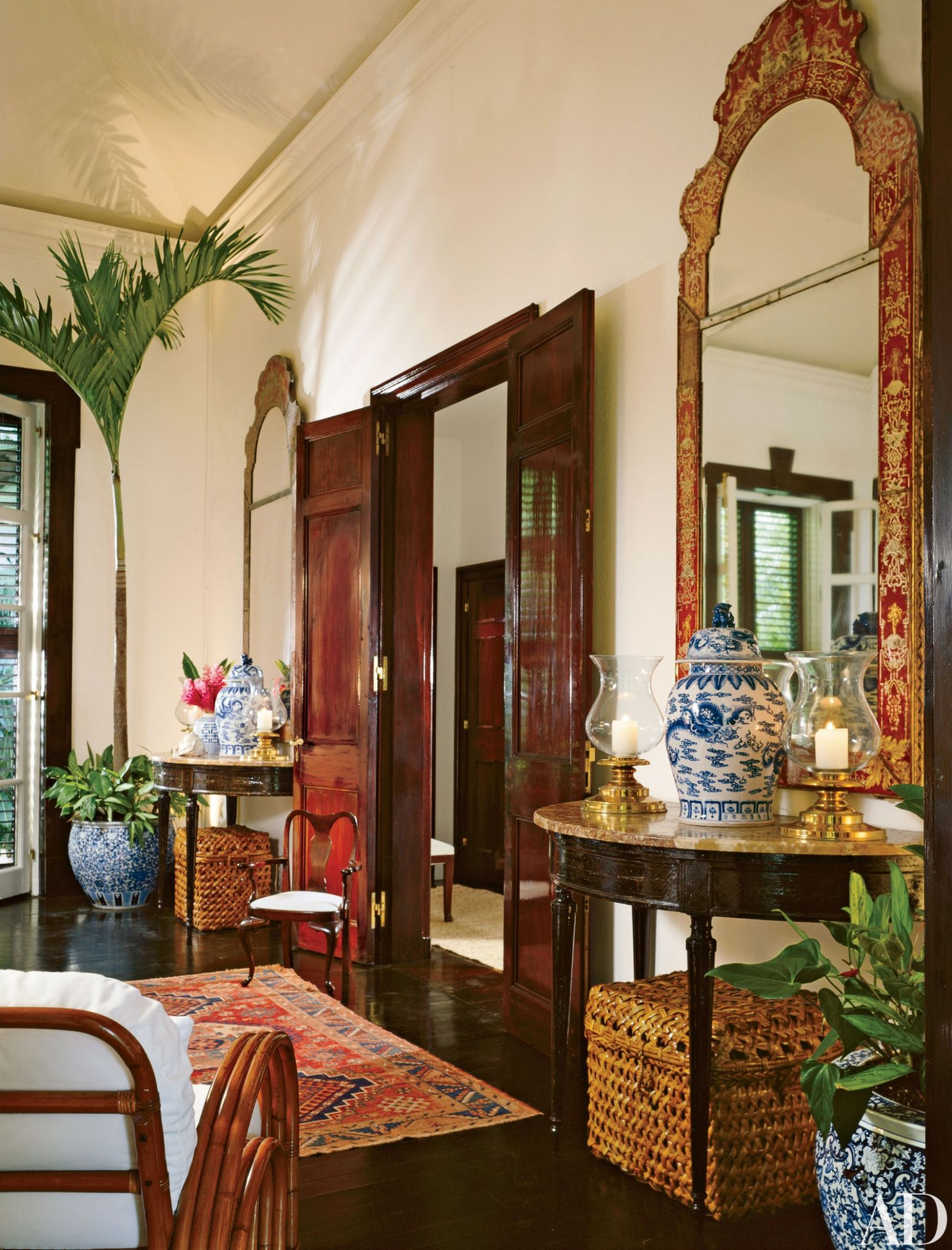 Ralph Lauren's Home and Runway Collections Give a Nod to the ...