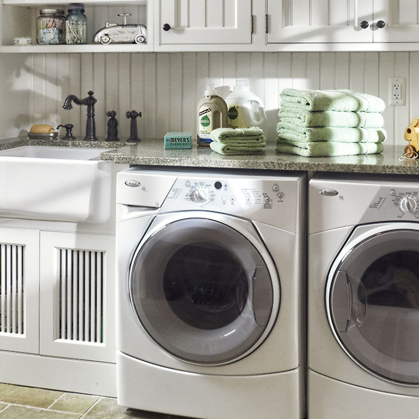 Read This Before You Redo Your Laundry Room - This Old House - laundry room ideas for top loading washers