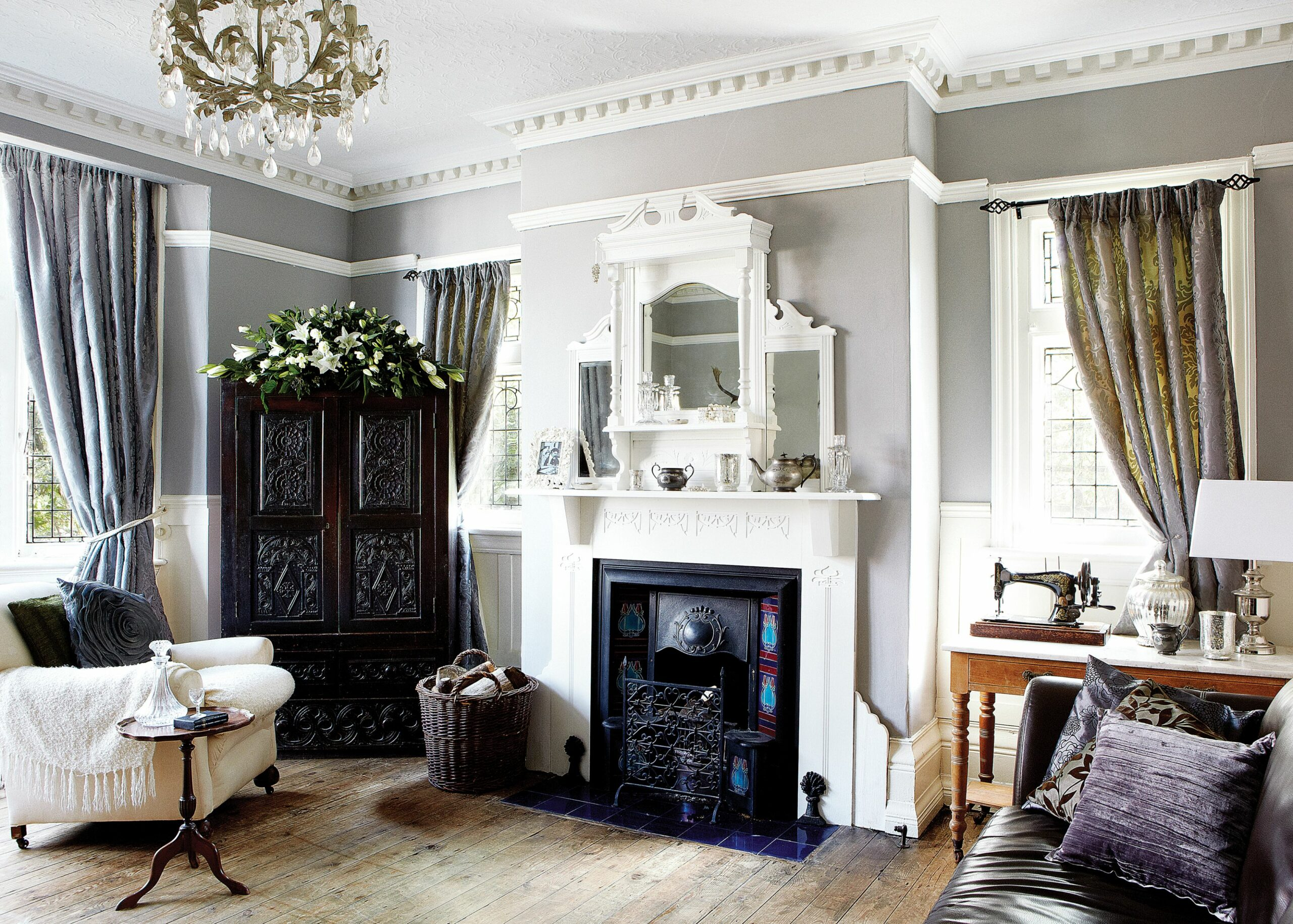 Real home: restoring a 9s house - edwardian house inspiration