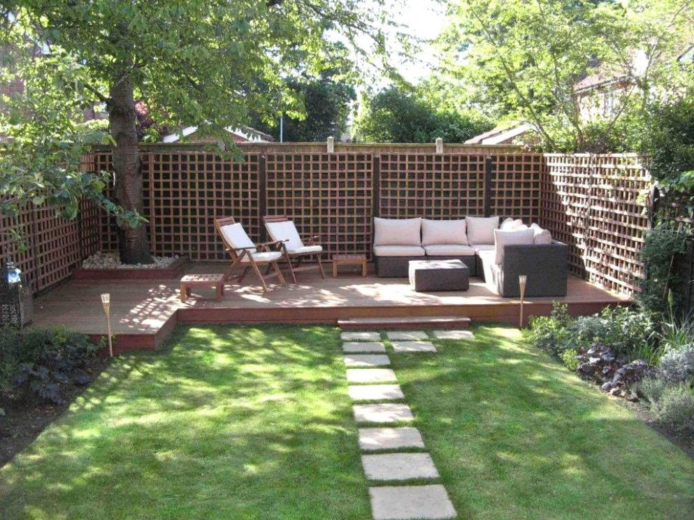 Rectangular Garden Layout Ideas - Outdoor Decor Ideas