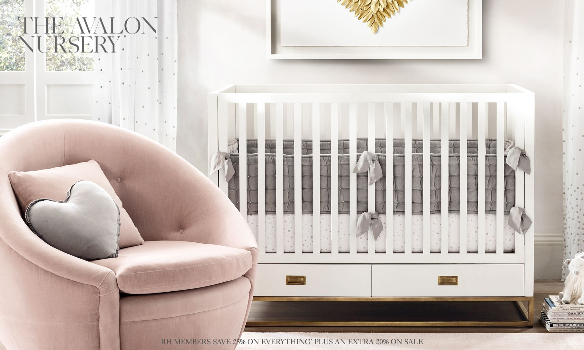 RH Baby & Child Homepage - Baby Furniture, Luxury Baby and ...