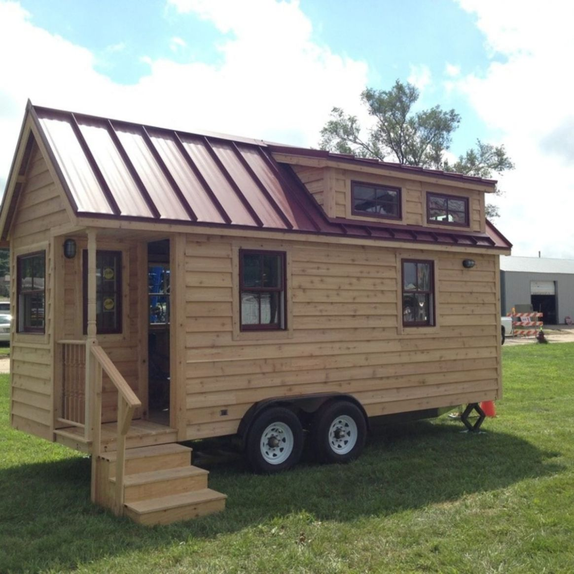 Rick Walkup - Tiny House for Sale in Omaha, Nebraska - Tiny House Listings - tiny house omaha