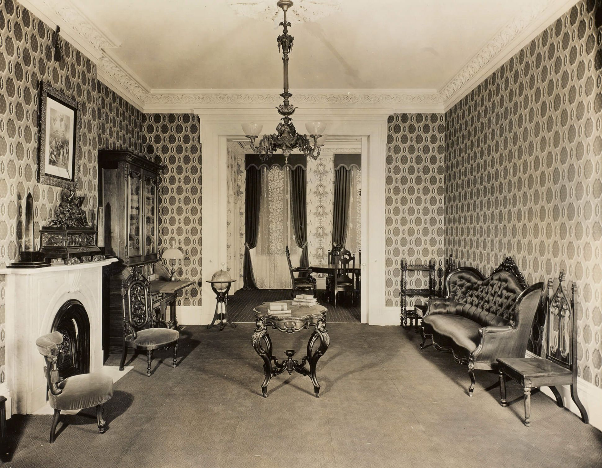 Roosevelt House: The Brownstone Where Theodore Roosevelt Was Born ..