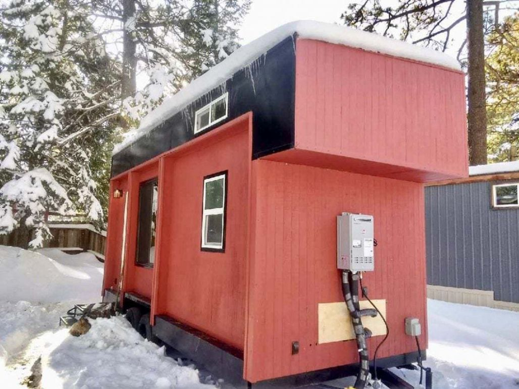 San Diego's First Tiny House Village Also Has Rental Sites - Tiny ...