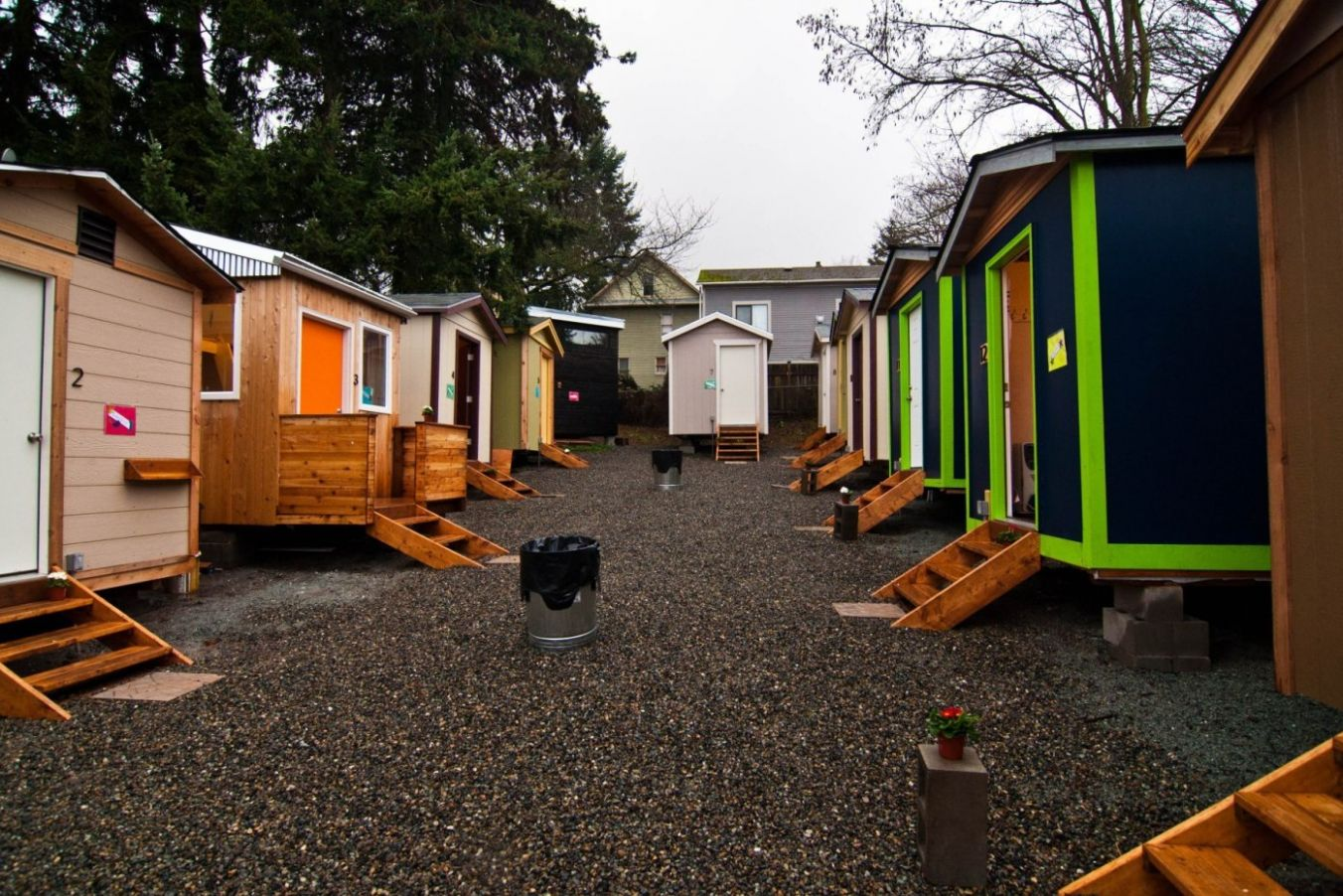 Seattle will shutter tiny house village after resident lockout ..