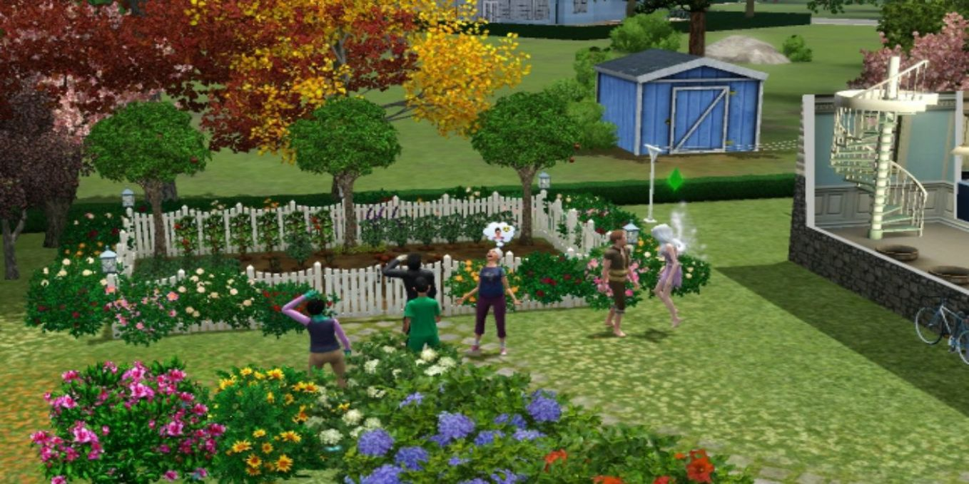 Sims 12: 12 Of The Best Things Gardeners Do | TheGamer