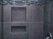 Sitemap | Gray shower tile, Grey bathroom tiles, Modern bathroom tile
