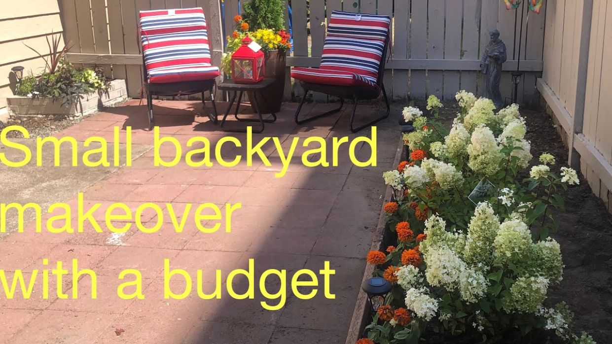 ? Small backyard makeover on a budget (12)