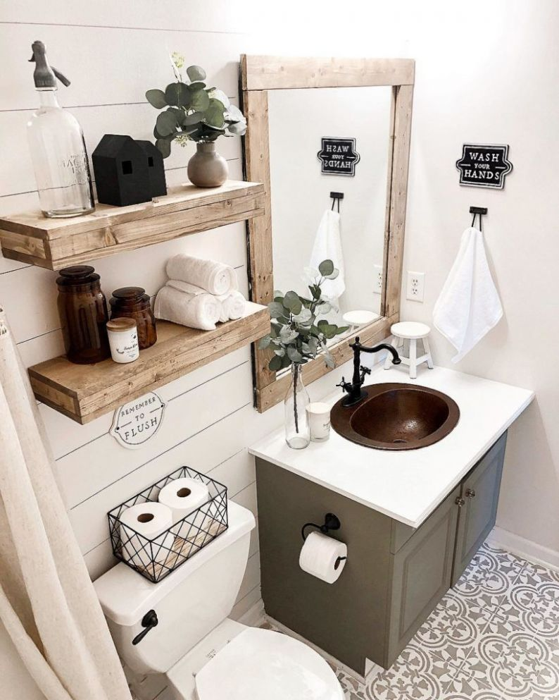 Small Bathroom Trends 10: Photos And Videos Of Small Bathroom 10 - bathroom ideas for 2020
