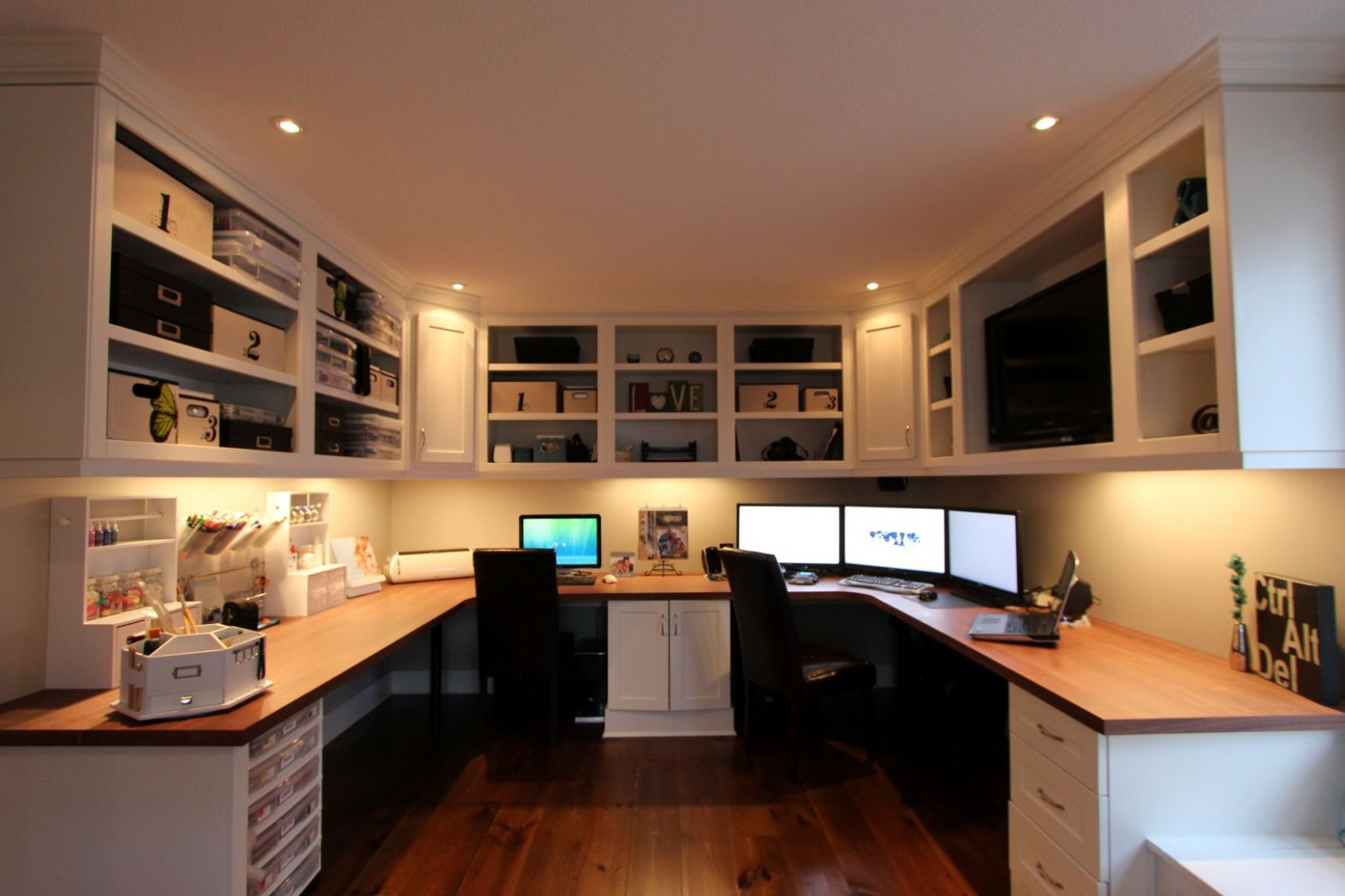 Small Home Office Organization Tips - Lubbock Furniture Rental
